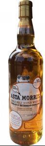 BenRiach 2008 Asta Morris (FourSquare Rum finish)