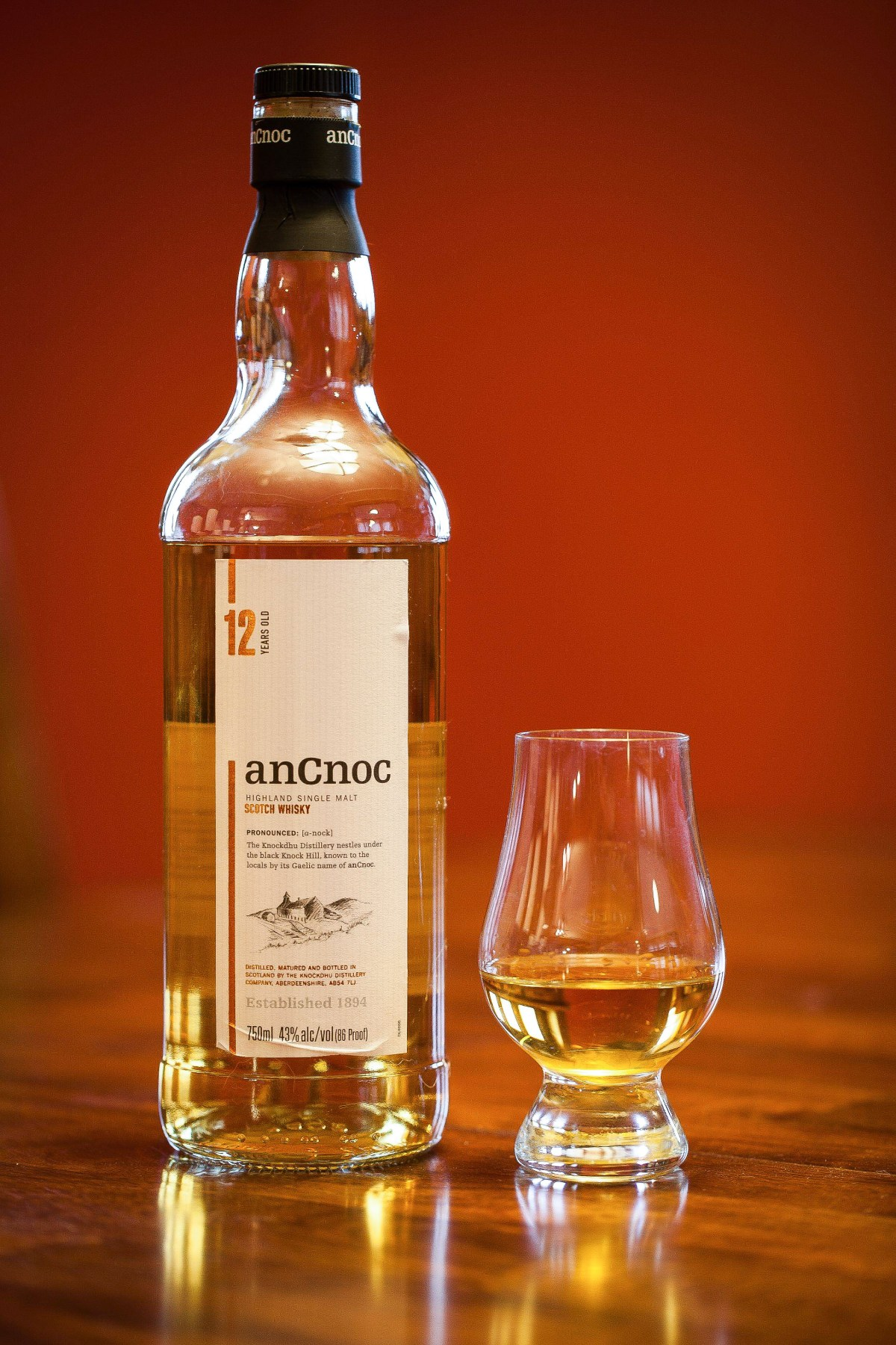 AnCnoc 12 Review