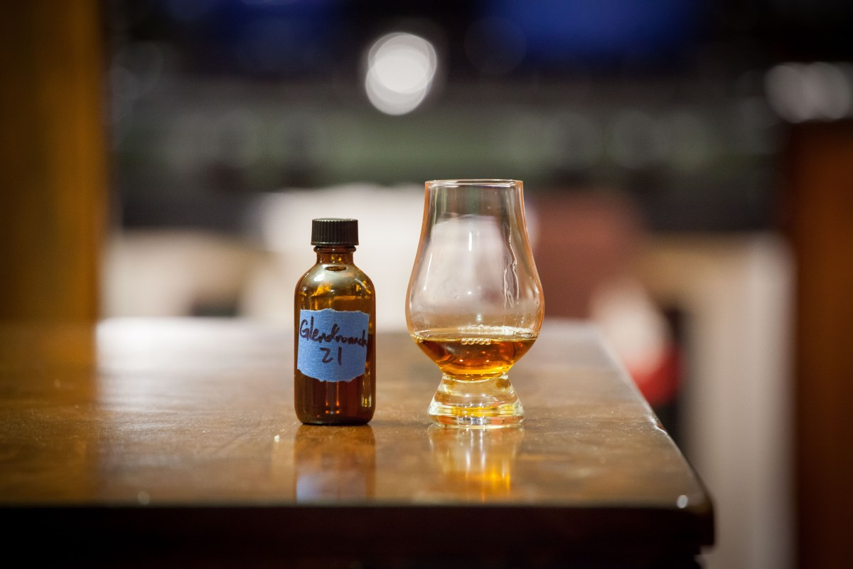 Glendronach 21 Parliament Review