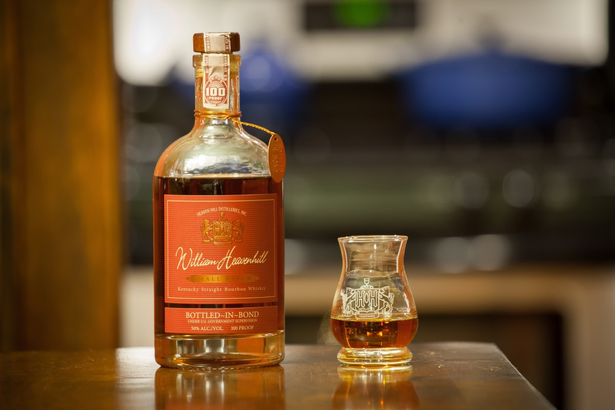 William Heavenhill Bottled in Bond Review
