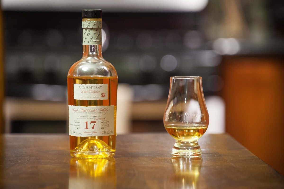 Clynelish 17 (A.D. Rattray Cask 4631) Review