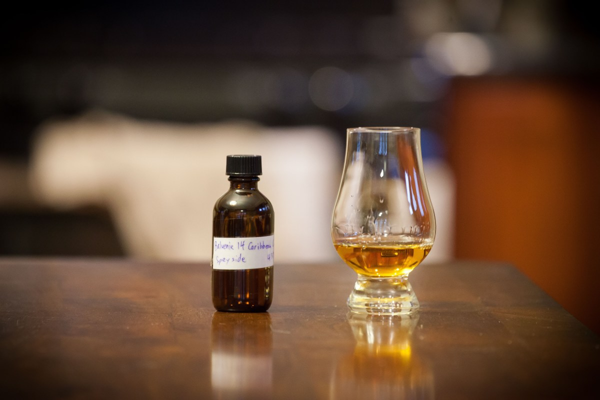 Balvenie 14 Carribean Cask Review