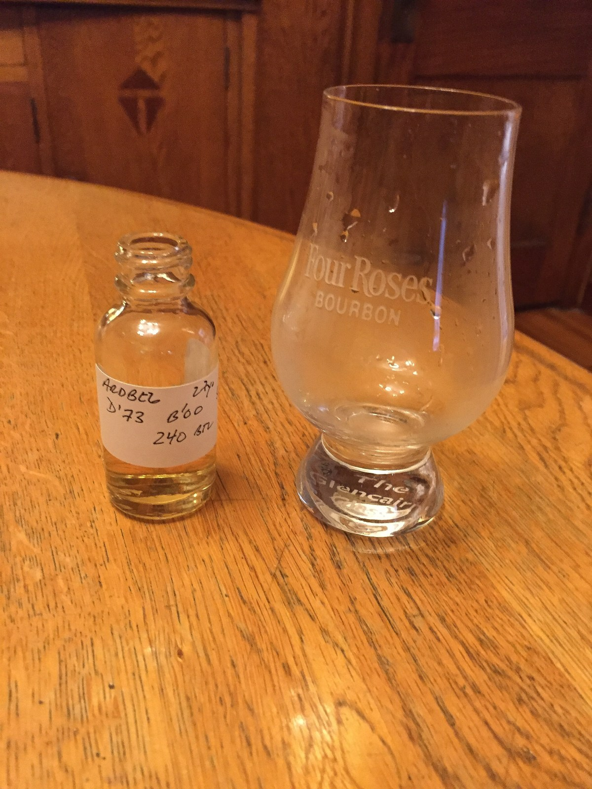 Ardbeg 27 (1973 Old Malt Cask 1/240) Review