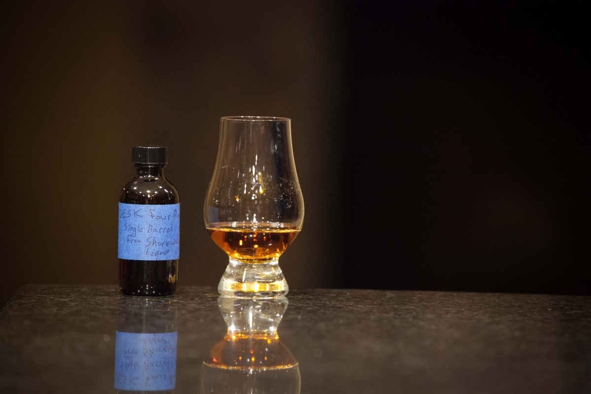 Four Roses Single Barrel OESK (Shorewood Liquors Selection) Review