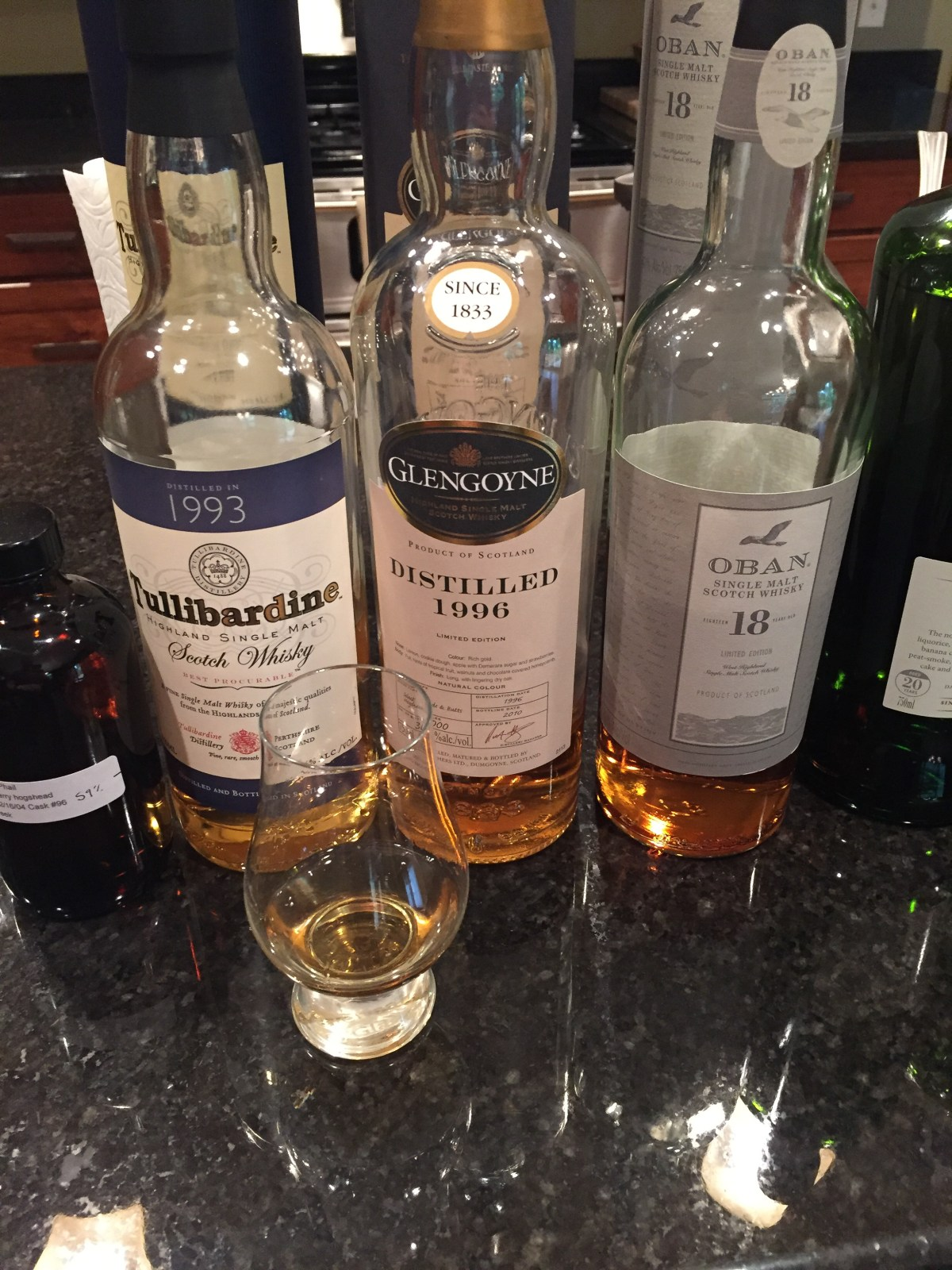 Glengoyne Limited Edition Distilled 1996 Review