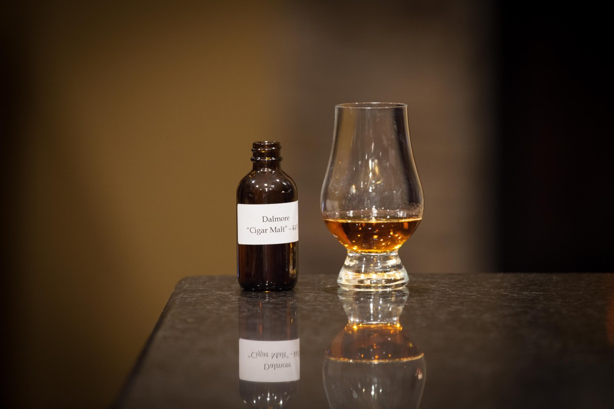 Dalmore Cigar Malt Reserve Review