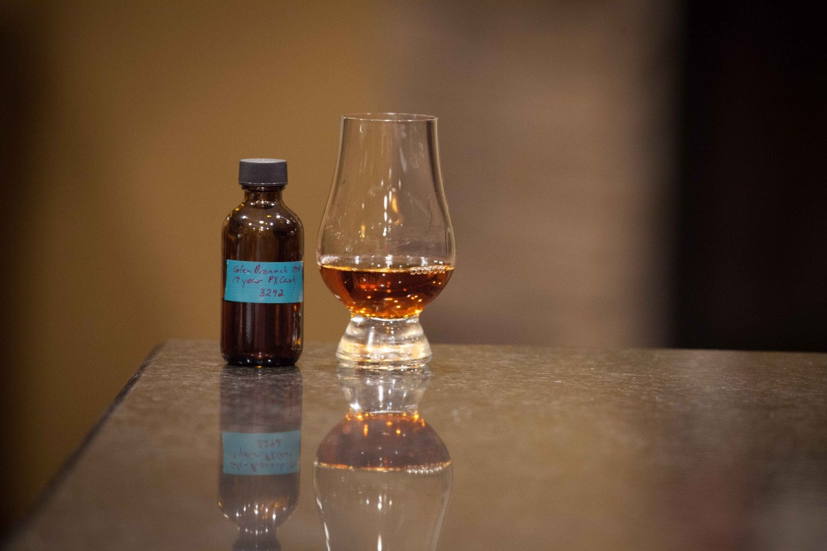 Glendronach Single Cask 1995 19 Year PX Cask #3292 Review