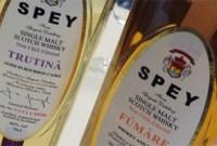 """Neues aus der Speyside Distillery – Spey """"Trutina"""" und Spey """"Fumare"""""""