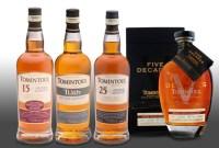 Neu in Deutschland: Tomintoul Distillery launcht vier neue Abfüllungen