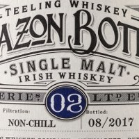 Teeling Brabazon Bottling No. 2