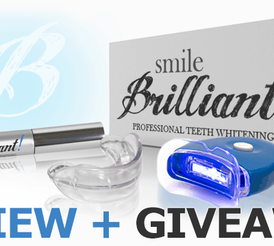 Brighter Teeth with LED Teeth Whitening System by Smile Brilliant
