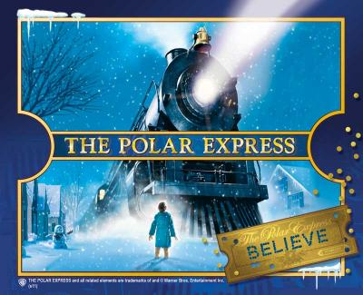 All Aboard! THE POLAR EXPRESS