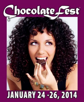 2014 ChocolateFest January 24–26 #PDX