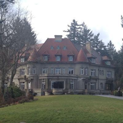 Visit Pittock Mansion in Portland, Oregon