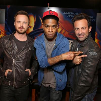 "DreamWorks Pictures' ""Need for Speed"" Media Tour Photos #NFSMovie"