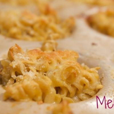 Kids in the Kitchen: Mini Macaroni and Cheese Cups
