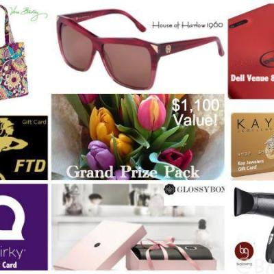 PromotionalCodes Mother's Day Event #Giveaway ends 5/4