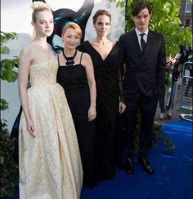 "Disney's #Maleficent ""World of Maleficent"" Event at Kensington Place"