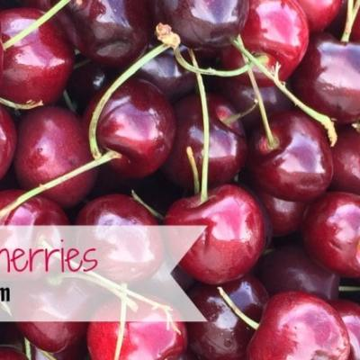 Cheers for Cherries Recap and #WFMCherryFest at Whole Foods Market