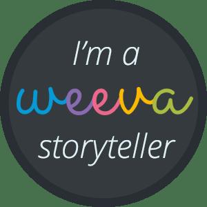 Weeva: Tapestries for Family Storytelling #weevastoryteller #ad