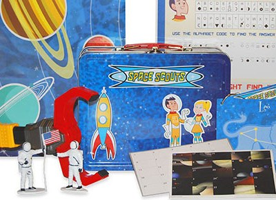 Space Scouts Subscription Box for Kids {Review}