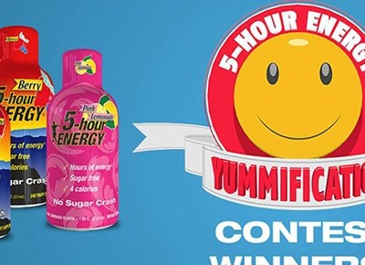 "Try the Winning ""Yummification"" Recipes from 5-Hour Energy"