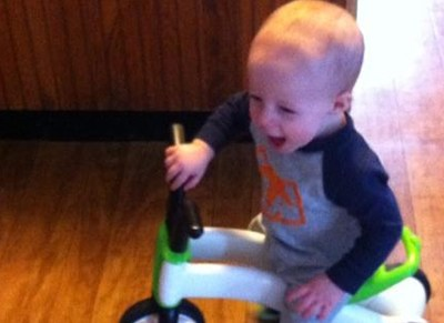 Chillafish Bunzi Gradual Balance Bike {Review} and #Giveaway ends 12/1