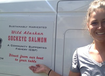 Kenai Red Fish Company Offers Amazing Salmon! #PDX #Giveaway