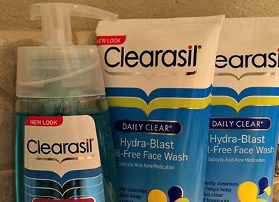 Clearasil Helps with Tween Acne and Breakouts