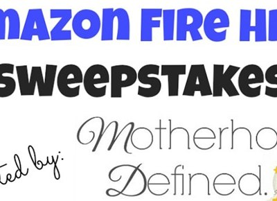 Enter to win an Amazon Fire HD 6″ #Giveaway ends 4/26