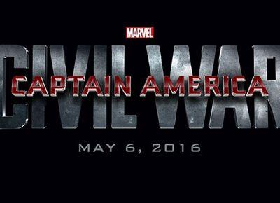 Marvel Studios Begins Production on Marvel's Captain America: Civil War