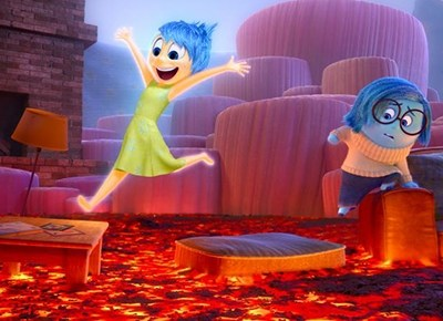 New INSIDE OUT Featurette #PixarInsideOut