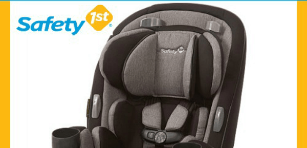 Car Seat Giveaway: Enter To Win A Safety 1st Grow And Go 3-in-1 Car Seat