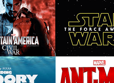 Walt Disney Studios Motion Pictures Slate Through 2019