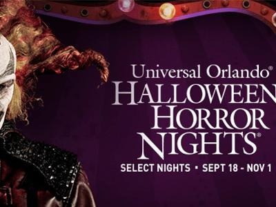 Unmasking the Horror: Exclusive Lights on Tour of Universal Orlando Resort Halloween Horror Nights