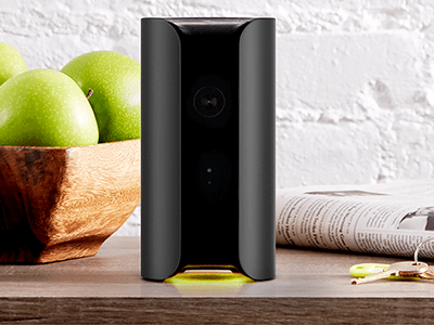 Canary Indoor Wireless High-Definition All-In-One Home Security System