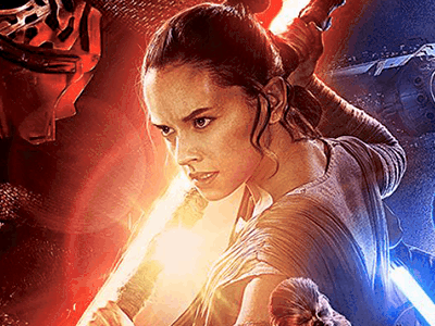 Revealed: New STAR WARS: THE FORCE AWAKENS Poster