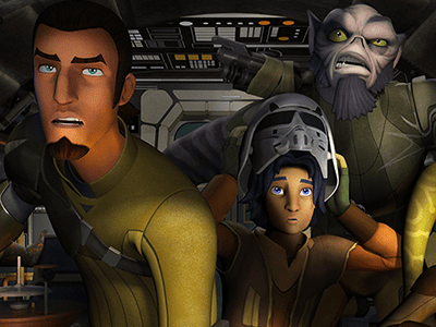 Star Wars Rebels Season 3 Announced on Disney XD