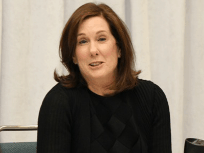 Kathleen Kennedy: Exclusive Interview with Lucasfilm President