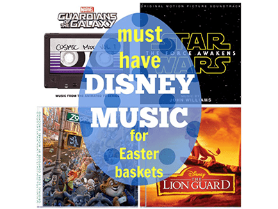 Enter to win a Hop to the Music Disney Prize Pack