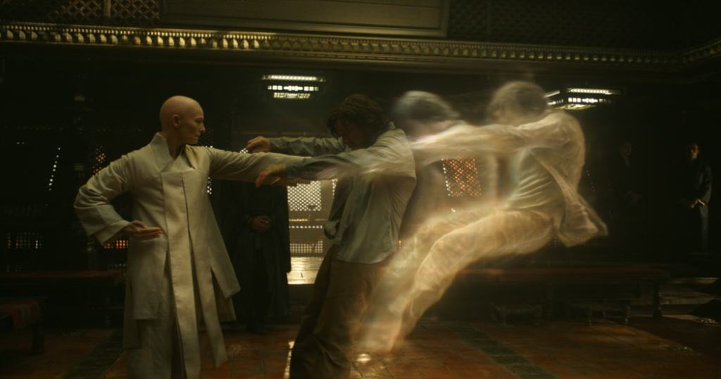 First Look: Marvel's Doctor Strange Teaser Trailer Featuring Benedict Cumberbatch