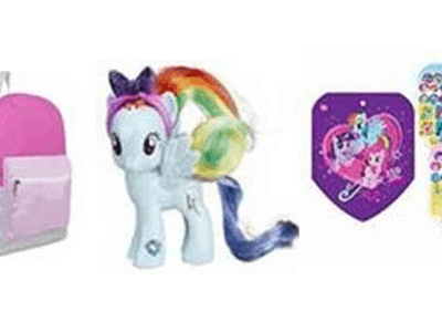 My Little Pony Prize Pack Giveaway