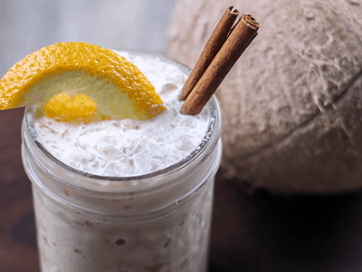 Moana Cocktail – Coconut Grand Marnier Cocktail