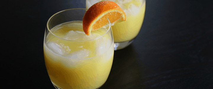 Rogue One Cocktail - Jyn and Juice