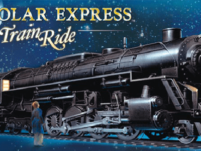 We Rode the Polar Express Train Ride – 2016