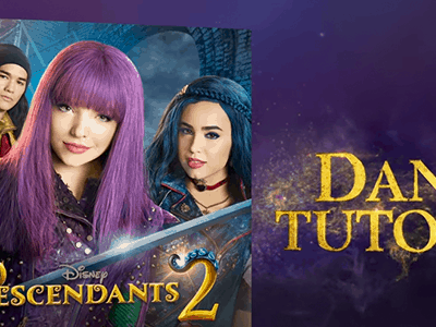 "Descendants 2 ""Ways to Be Wicked"" Dance Tutorial"
