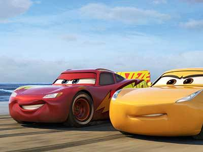 Cars 3 + Lou In Theatres Today