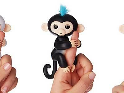 Fingerlings Monkeys Giveaway (3 Monkeys)