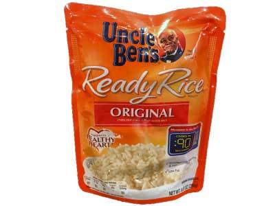 Cooking with Kids and Uncle Ben's