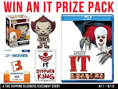 Win a Stephen King IT Prize Pack